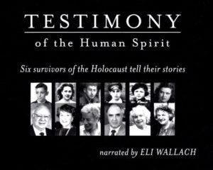 Testimony of Human Spirit DVD Image