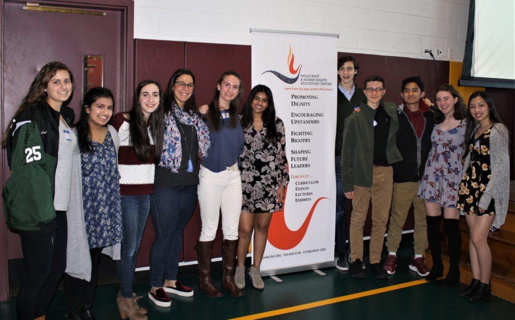 Upstanders - High School Students