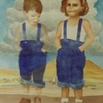 251_Ed_s_painting_of_Joel_and_Noa