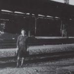 715_Lola_at_German_train_station.1947